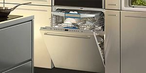 Fully integrated Dishwashers
