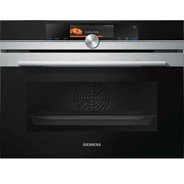 Siemens CS658GRS6B Steam Oven